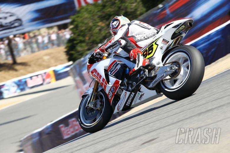 Roger Lee Hayden, USA MotoGP 2010