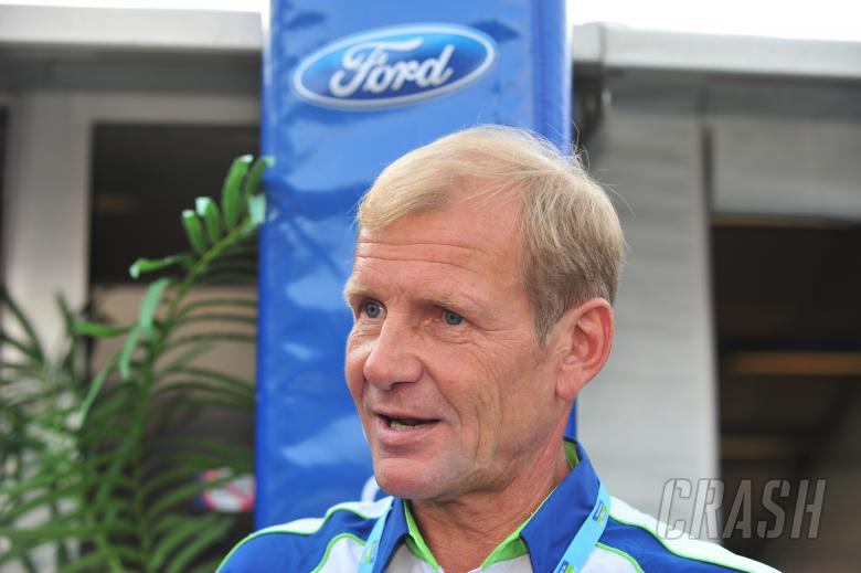 Juha Kankkunen (FIN), Ford Focus WRC 08, Stobart M-Sport Ford Rally Team