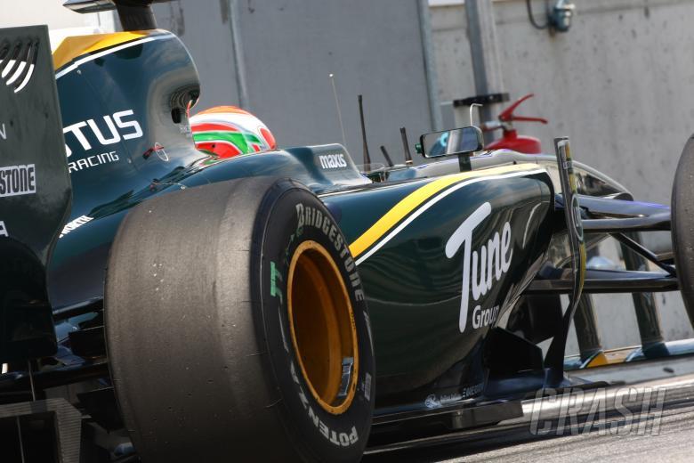 , , Friday, Jarno Trulli (ITA), Lotus Racing, T127