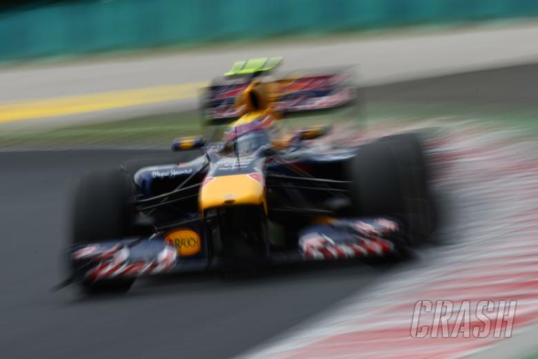 Mark Webber (AUS), Red Bull Racing, RB6