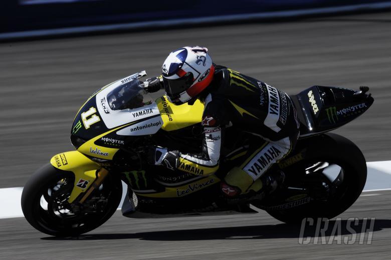 Spies, Indianapolis MotoGP 2010