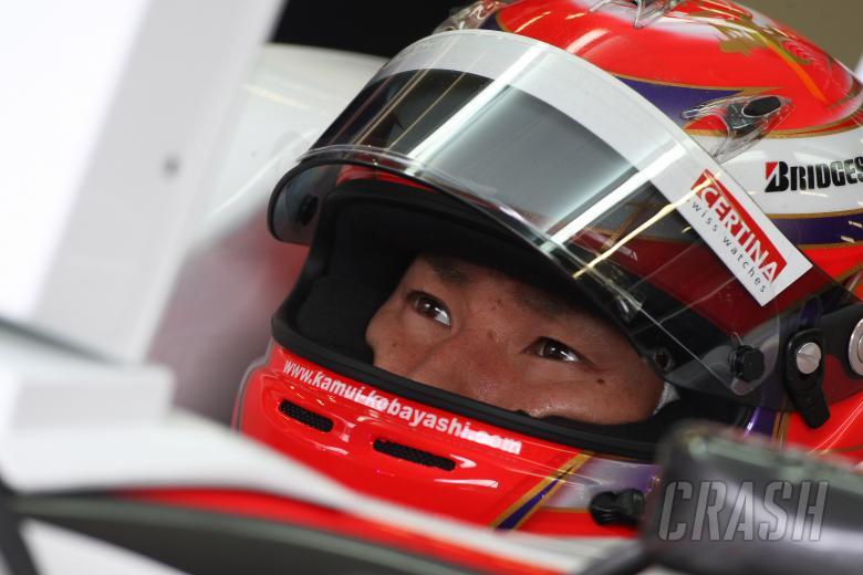 Saturday Practice, Kamui Kobayashi (JAP), BMW Sauber F1 Team, C29