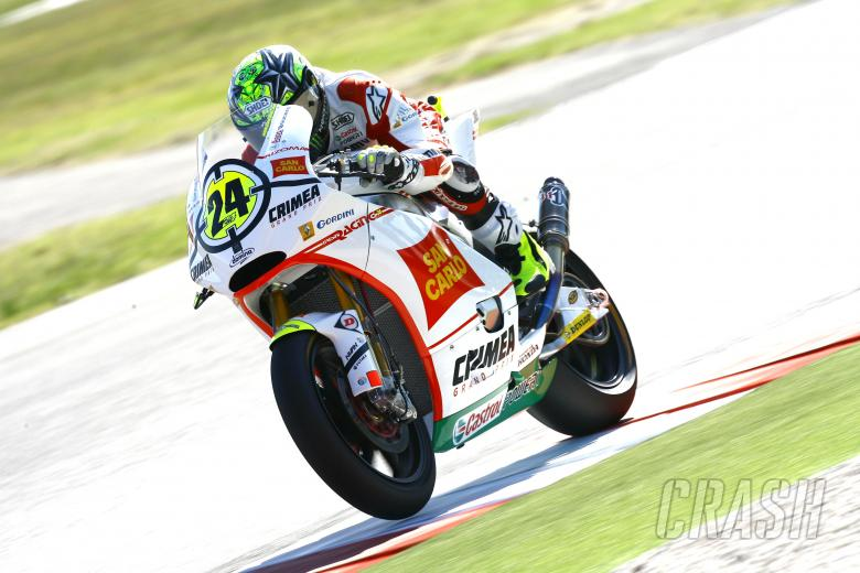 , , Elias, San Marino Moto2 GP, 2010