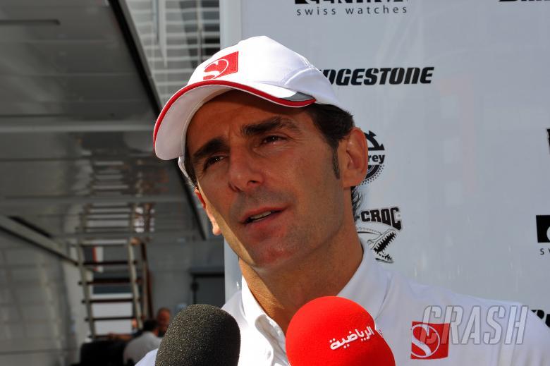 Thursday, Pedro de la Rosa (ESP), BMW Sauber F1 Team, C29
