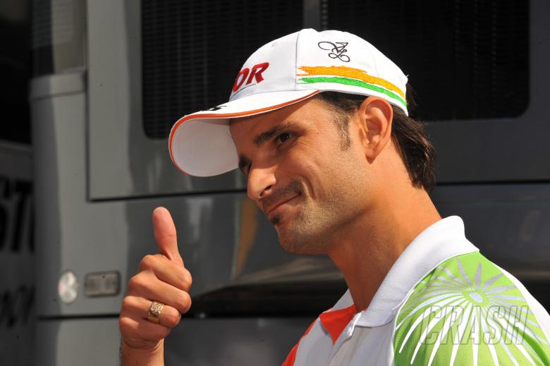 Thursday, Vitantonio Liuzzi (ITA), Force India F1 Team, VJM03