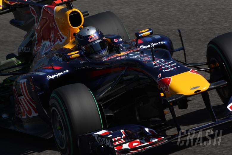 Saturday Practice, Sebastian Vettel (GER), Red Bull Racing, RB6