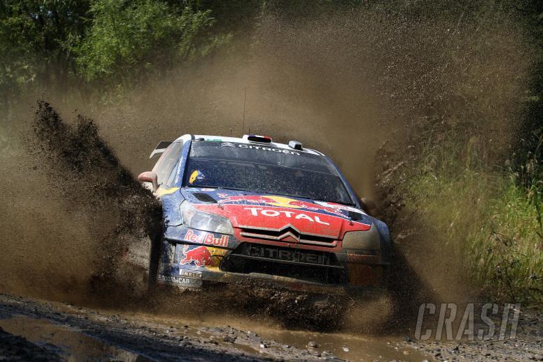 Sebastien Loeb (FRA) Daniel Elena (MON), Citroën C4, Citroën Total World Rally Team