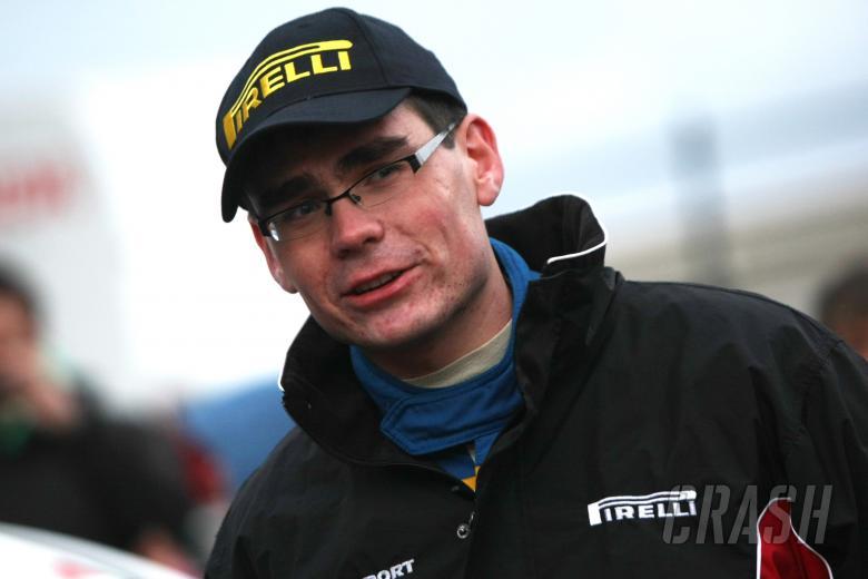 Keith Cronin - Pirelli/TEG Sport Subaru Impreza N15