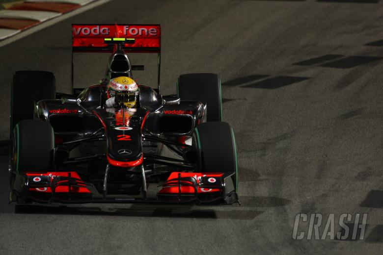 , , Race, Lewis Hamilton (GBR), McLaren  Mercedes, MP4-25