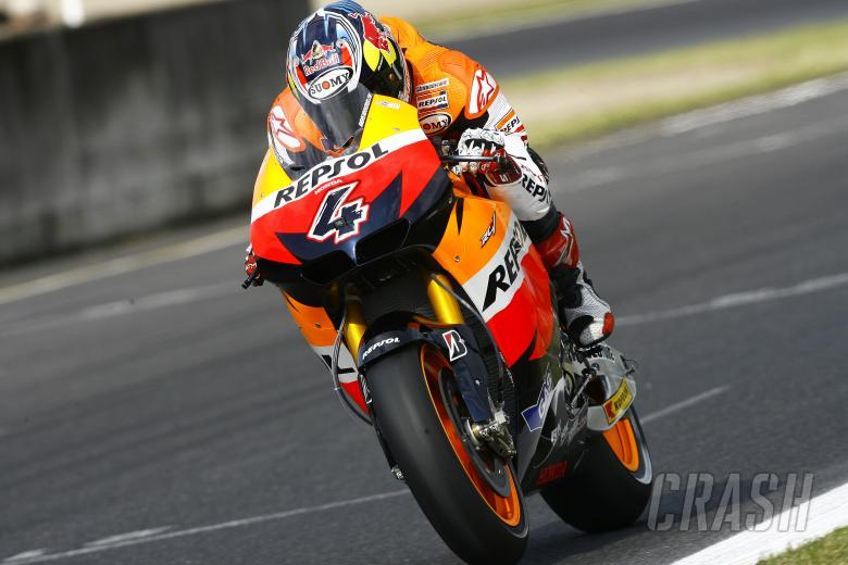 Dovizioso, Japanese MotoGP 2010