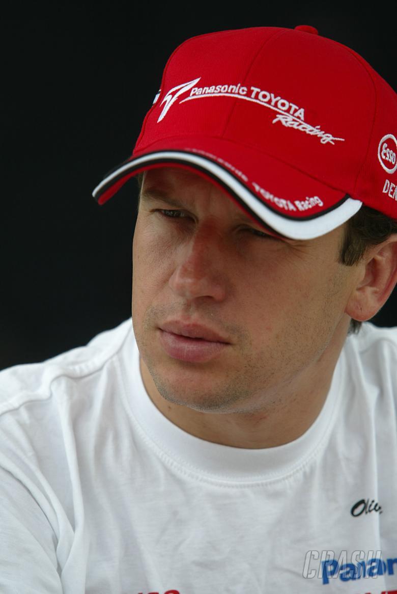 Olivier Panis - Toyota F1