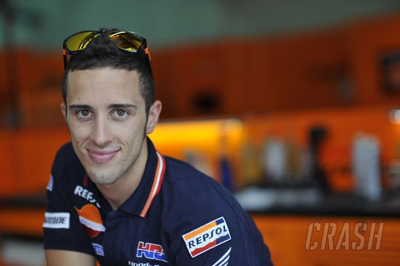 Dovizioso, Malaysian MotoGP 2010
