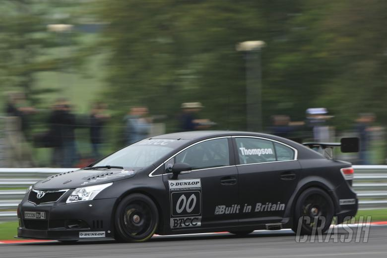 James Thompson (GBR) NGTC Toyota