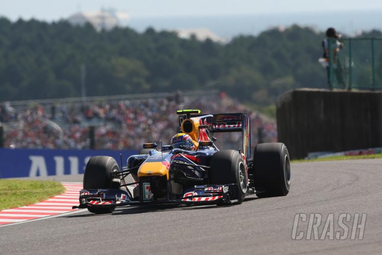 , , Sunday, Qualifying, Mark Webber (AUS), Red Bull Racing, RB6