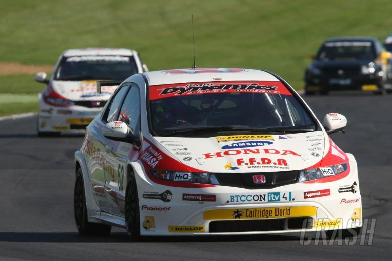 Gordon Shedden (GBR) Honda Racing Honda Civic
