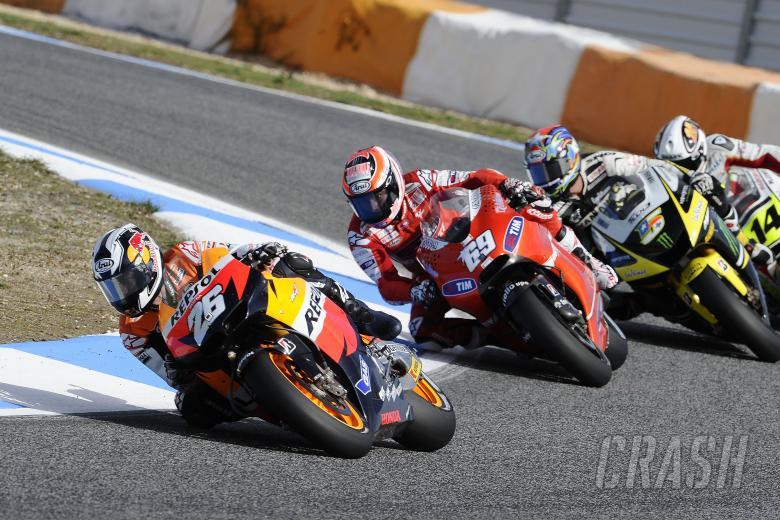 Pedrosa, Portuguese MotoGP Race 2010