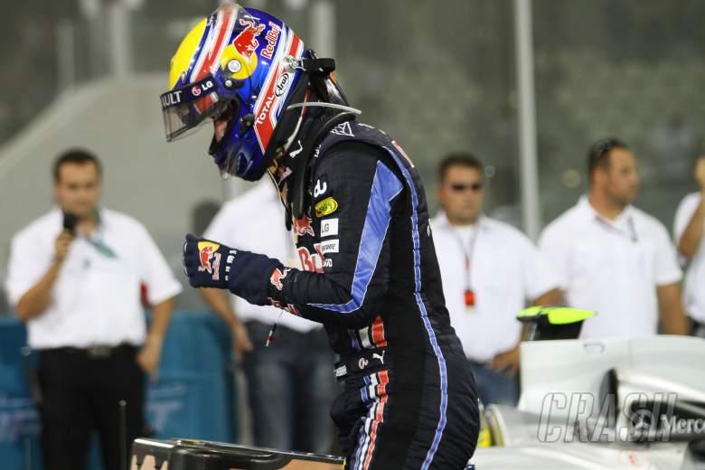 Race, Mark Webber (AUS), Red Bull Racing, RB6