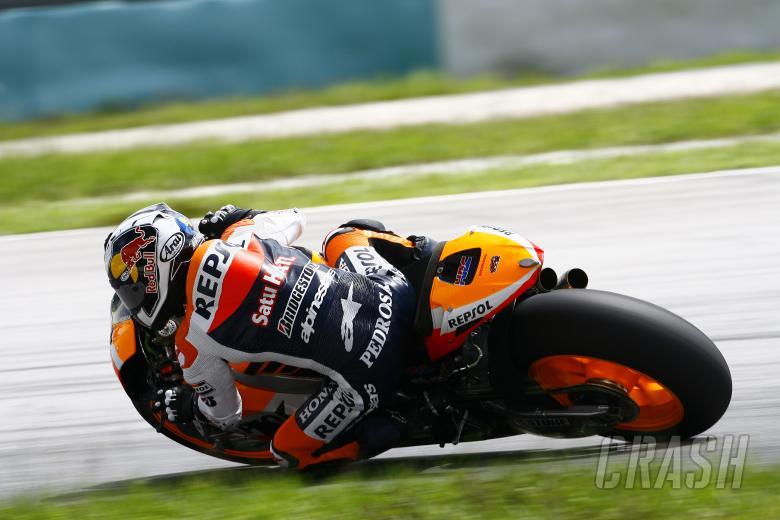 Pedrosa, Sepang MotoGP tests, 1-3 February 2011