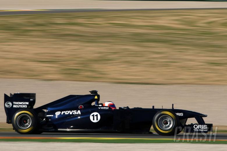 Rubens Barrichello (BRA), Williams F1 Team