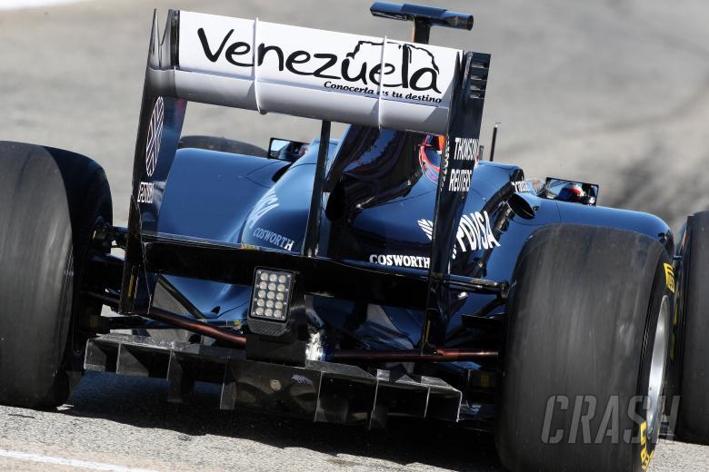 Rubens Barrichello (BRA), AT&T Williams, FW33