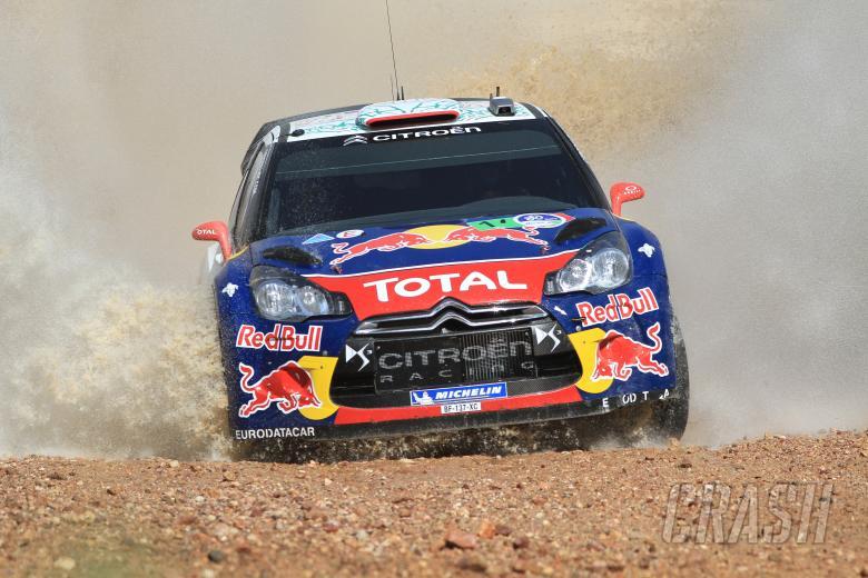 , , Sebastien Loeb (FRA) Daniel Elena (MON), Citroën DS3 WRC, Citroën Total World Rally Team