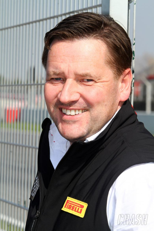 10.03.2011- Paul Hembery, Pirelli Motorspor Director