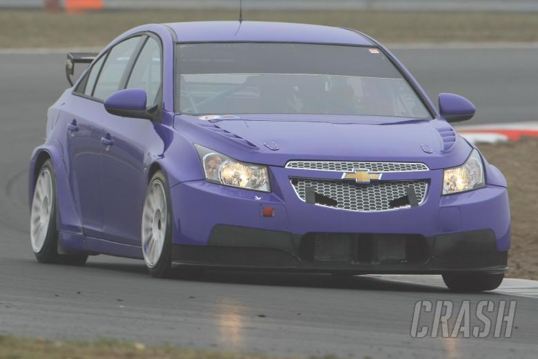 Paul O Neill (GBR) Techspeed Chevrolet Cruze