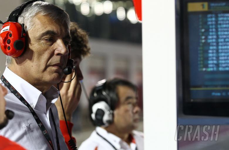 Del Torchio, Qatar MotoGP 2011