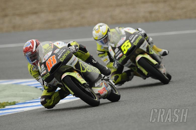 Terol, Spanish 125GP Race 2011