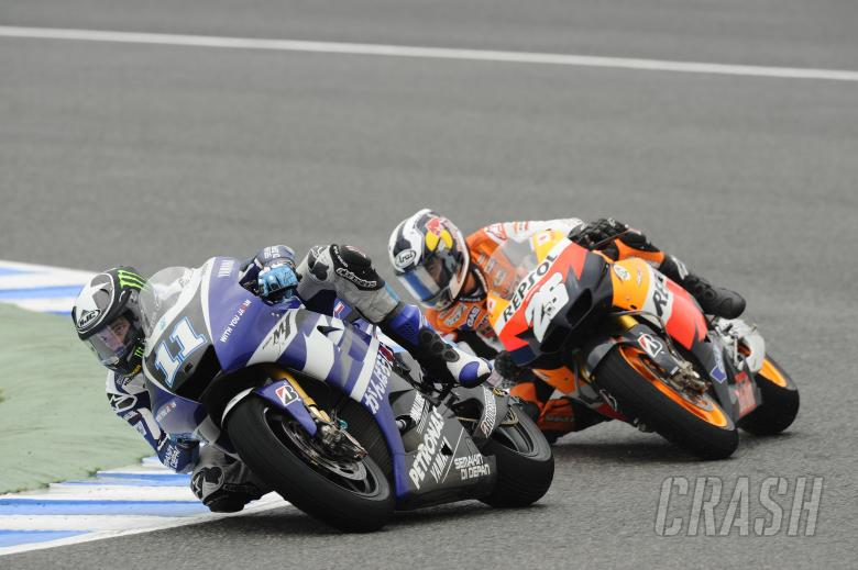 Spies, Spanish MotoGP Race 2011