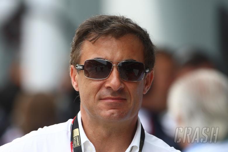 09.04.2011- Saturday Practice, Jean Alesi (FRA)