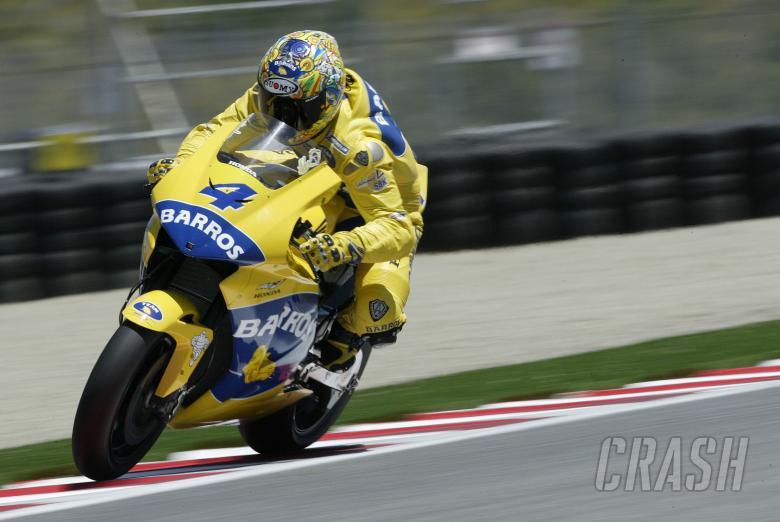 Barros, US MotoGP, 2005