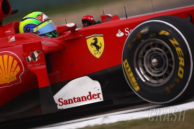 , , 15.04.2011- Friday Practice 2, Felipe Massa (BRA), Scuderia Ferrari, F-150 Italia