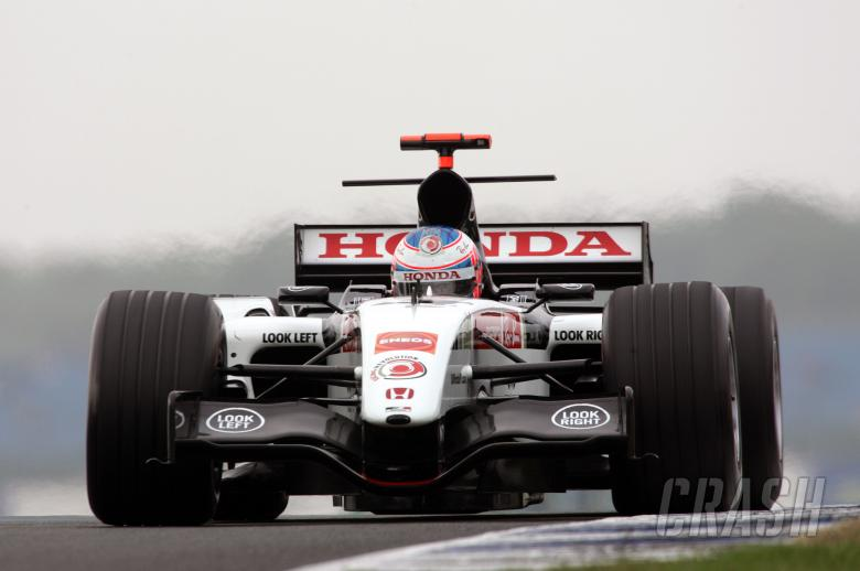 Jenson Button - BAR-Honda 007