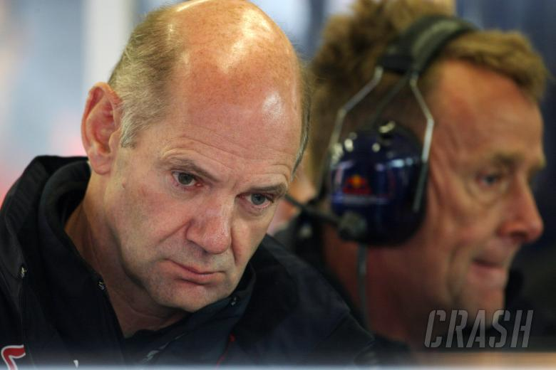 06.05.2011- Friday Practice 1, Adrian Newey (GBR), Red Bull Racing , Technical Operations Director