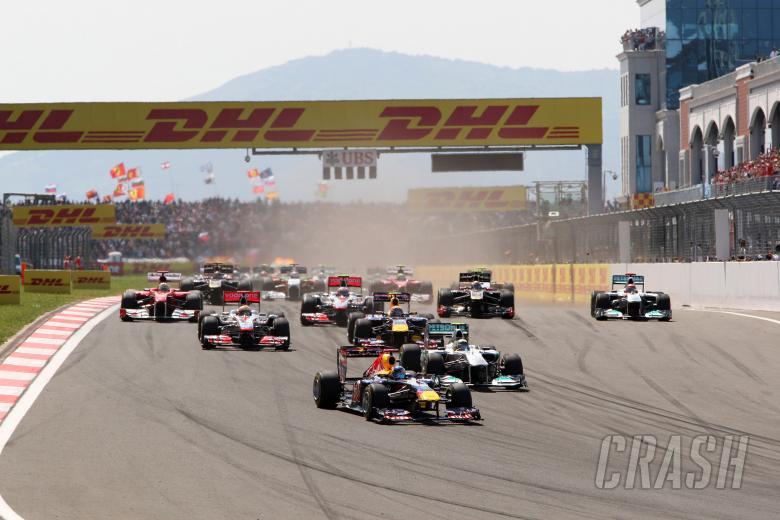 08.05.2011- Race, start