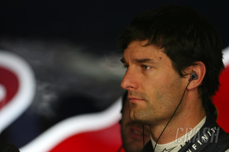26.05.2011- First Practice Session, Mark Webber (AUS), Red Bull Racing, RB7