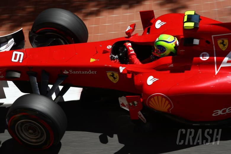 28.05.2011- Saturday Practice, Felipe Massa (BRA), Scuderia Ferrari, F-150 Italia