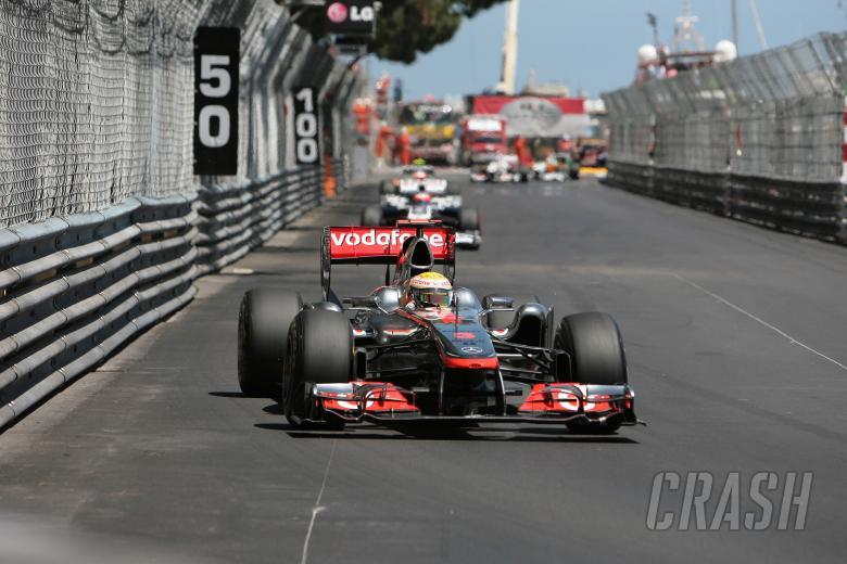 29.05.2011- Race, Lewis Hamilton (GBR), McLaren  Mercedes, MP4-26