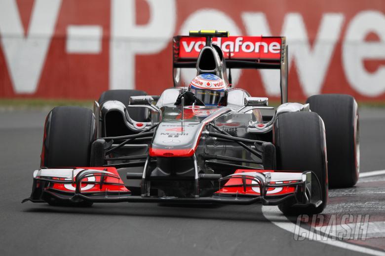 11.06.2011- Qualifying, Jenson Button (GBR), McLaren  Mercedes, MP4-26
