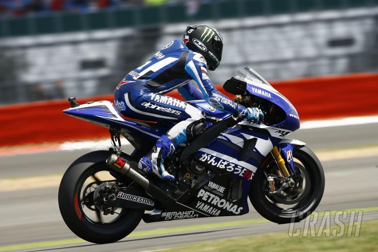 Spies, British MotoGP 2011