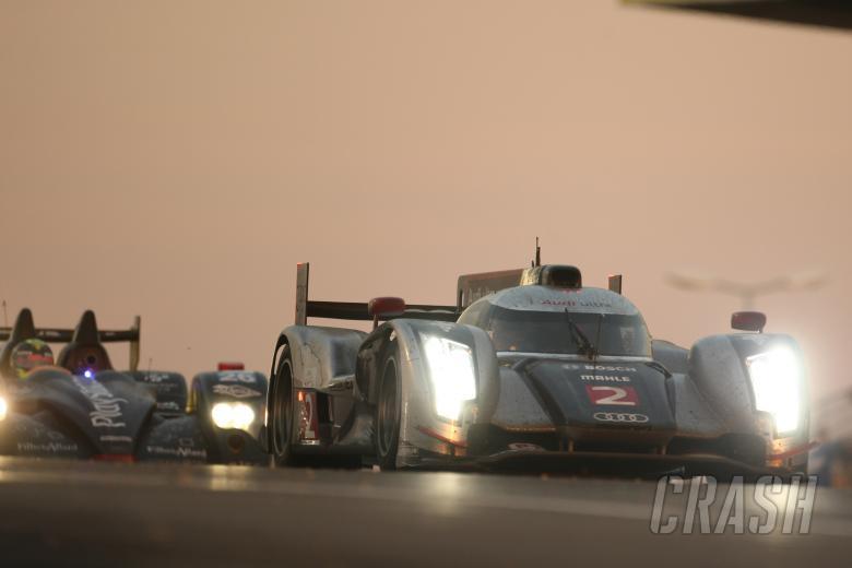 Marcel Fassler/Andre Lotterer/Benoit Treluyer - Audi Sport Team Joest Audi R18 TDI