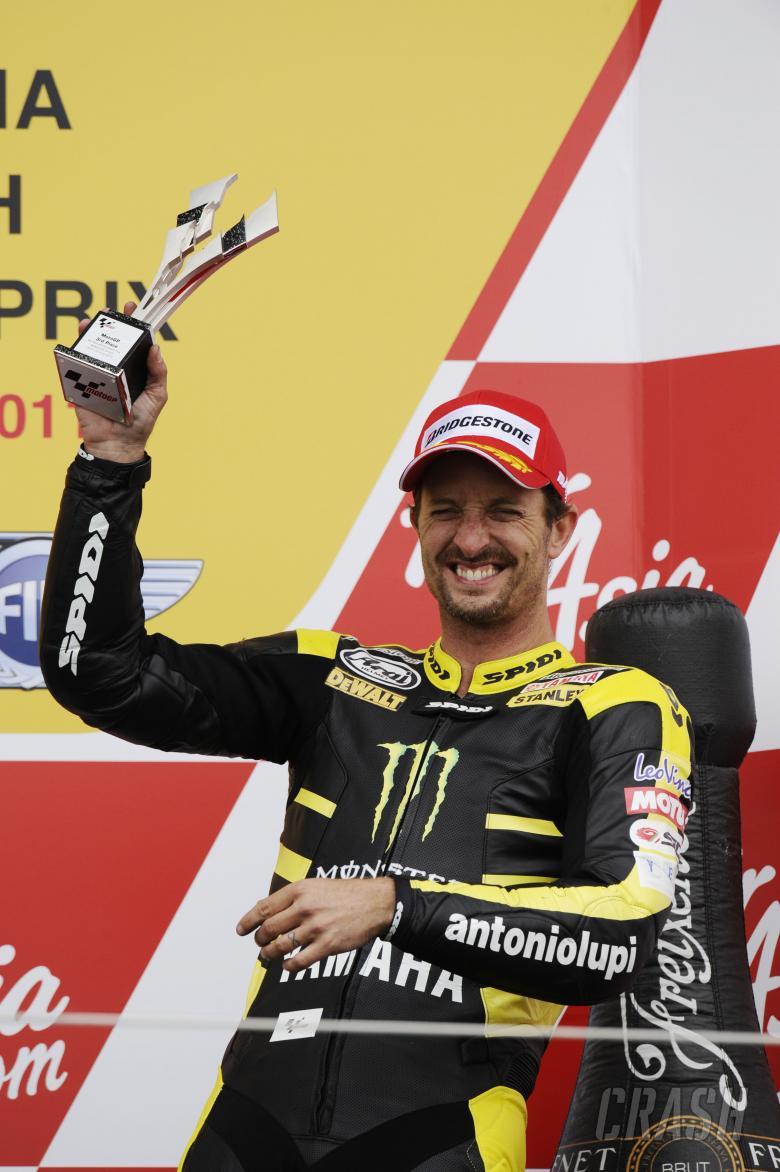 Edwards, British MotoGP Race 2011