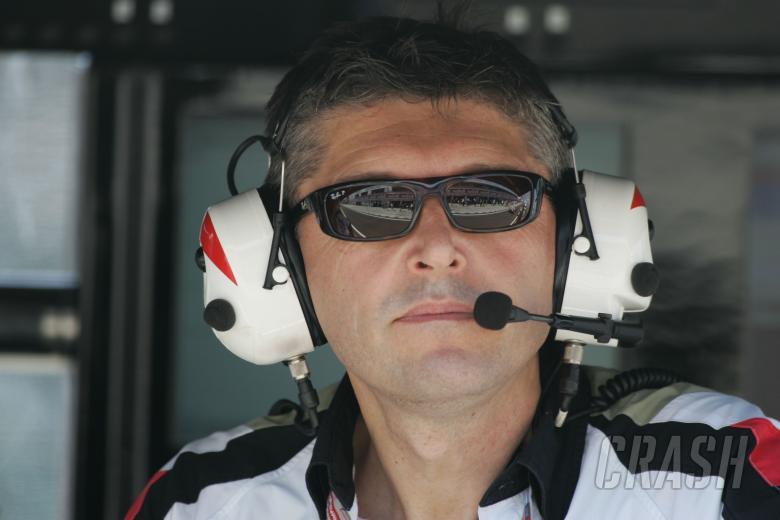 Nick Fry - BAR Honda