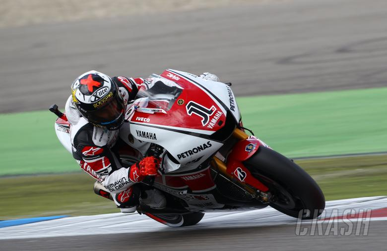 Lorenzo, Dutch MotoGP 2011