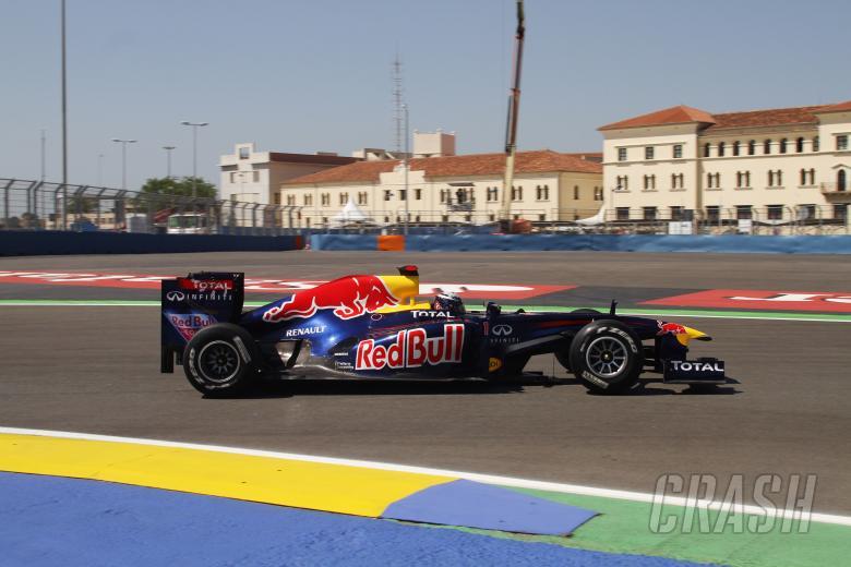 25.06.2011- Saturday Practice, Sebastian Vettel (GER), Red Bull Racing, RB7