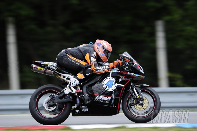 , , Gino Rea, Czech WSS 2011