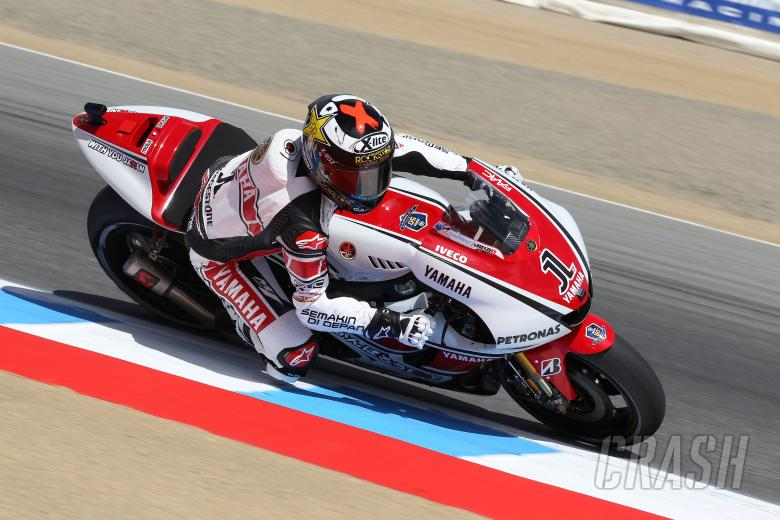 Lorenzo, USA MotoGP 2011
