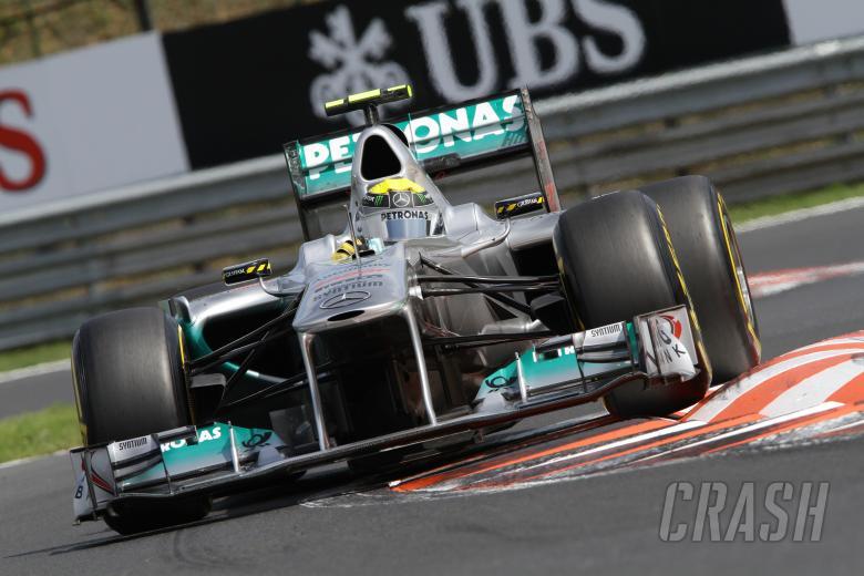 30.07.2011 Nico Rosberg (GER),  Mercedes GP Petronas F1 Team, MGP W02