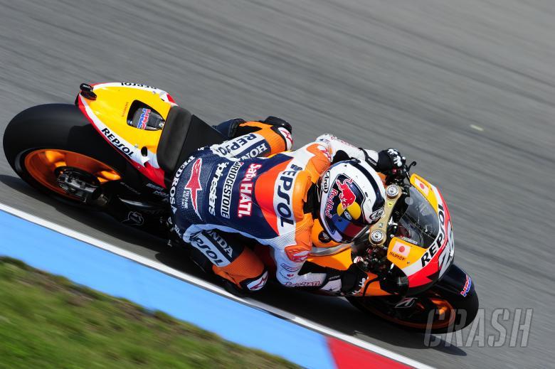 Pedrosa, Czech MotoGP 2011